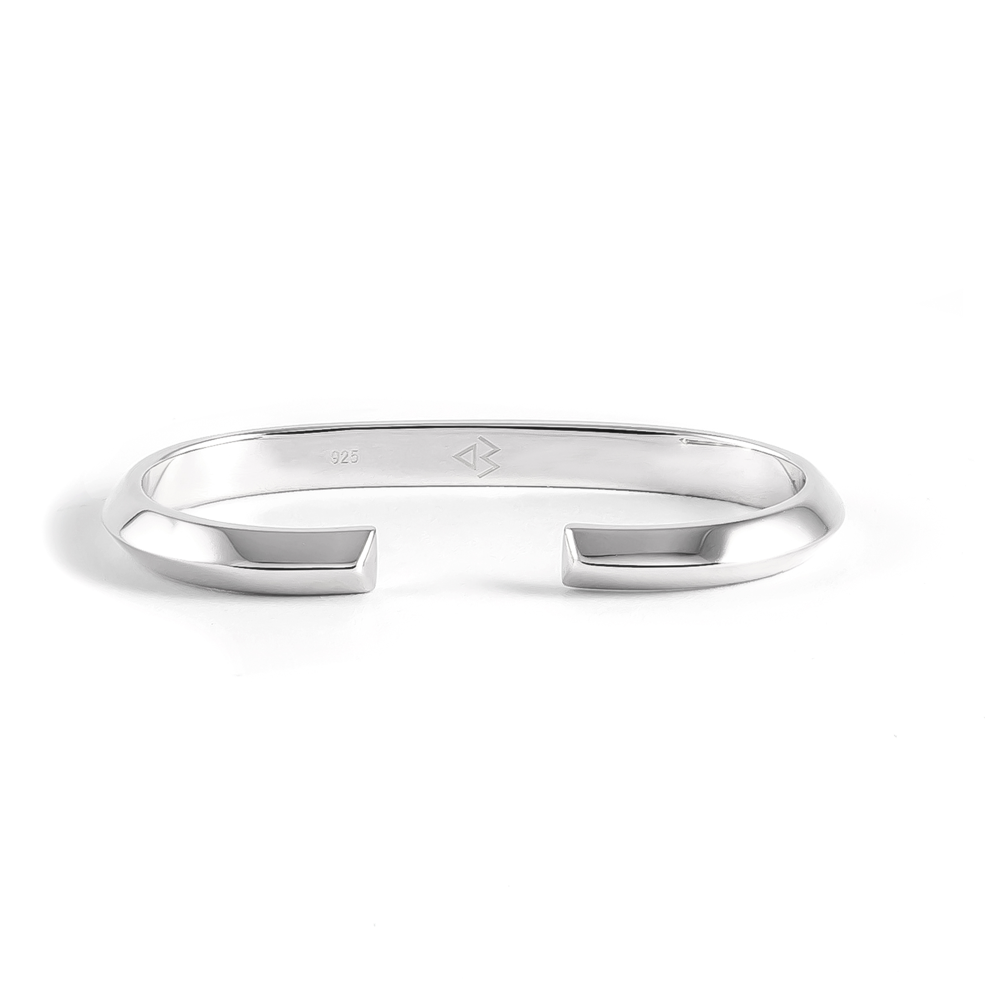 Crescent Double Ring