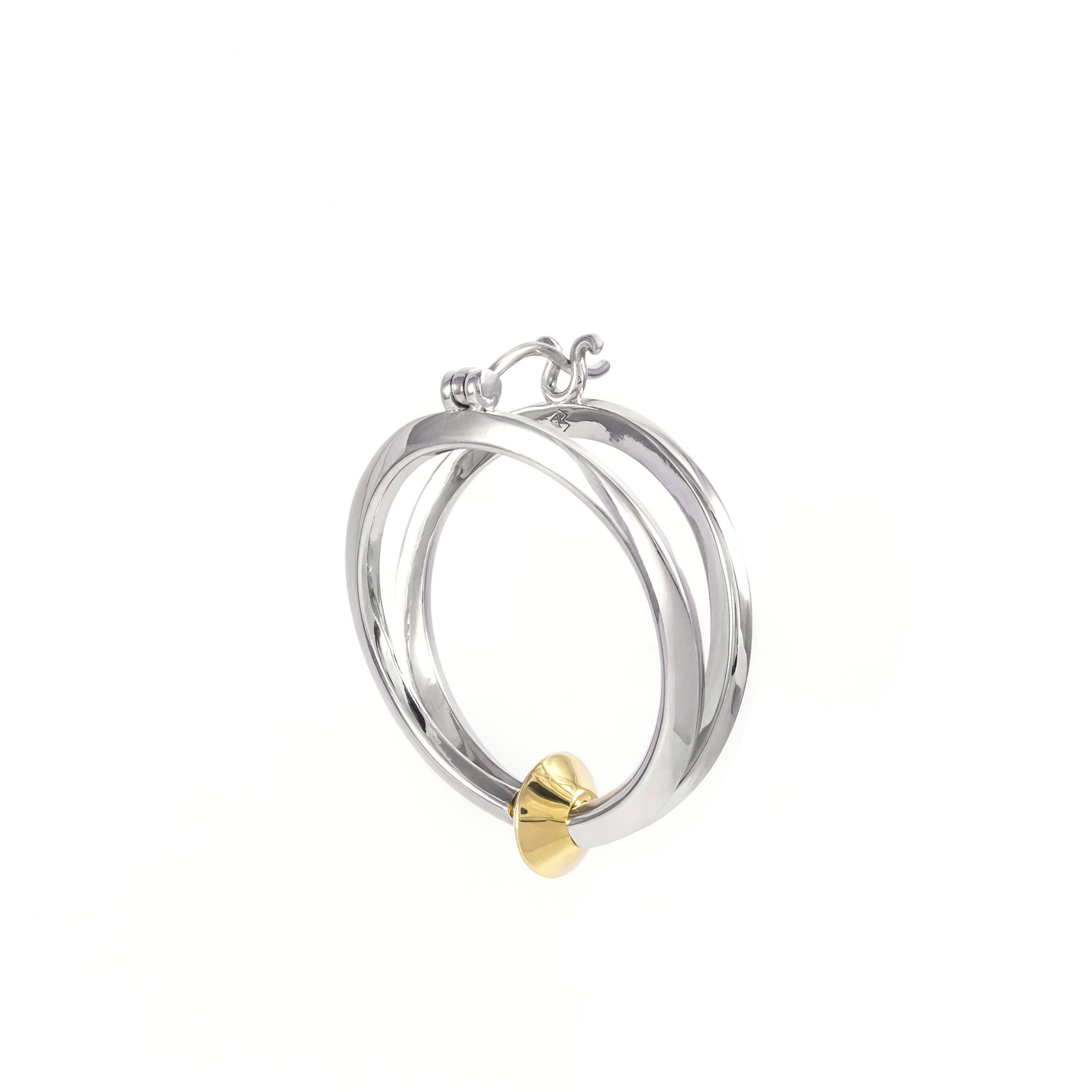 Orbital Earrings (Large)