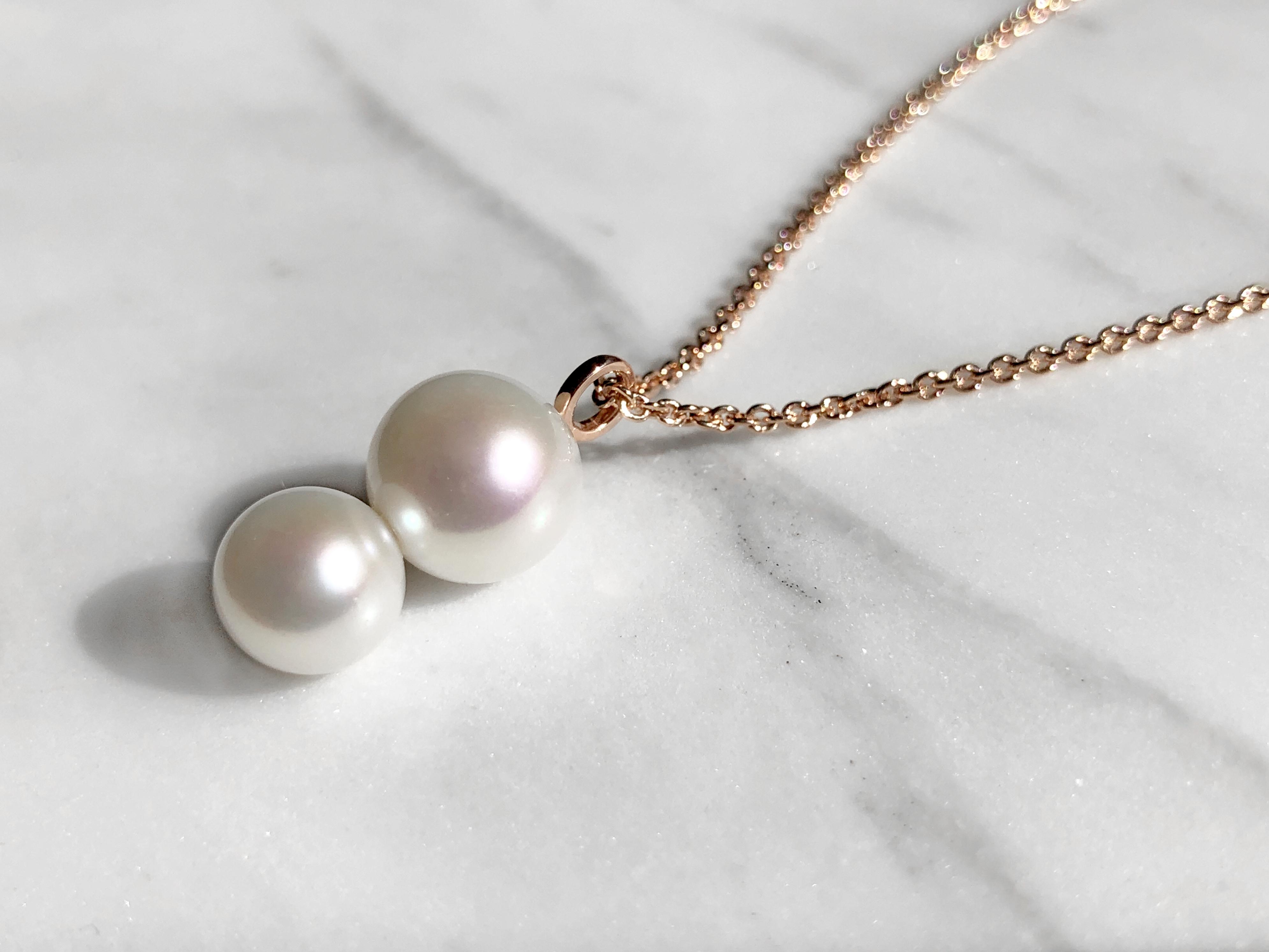 Riley Pearl Necklace
