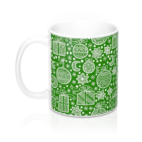 Basic Christmas Mug 1 (#34)
