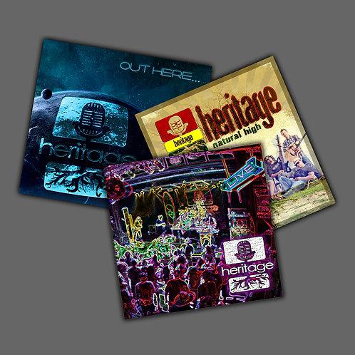 CD Combo Pack!