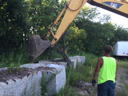 Moving Concrete to Florida
