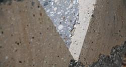 concrete closup