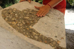Sculpture sealing process