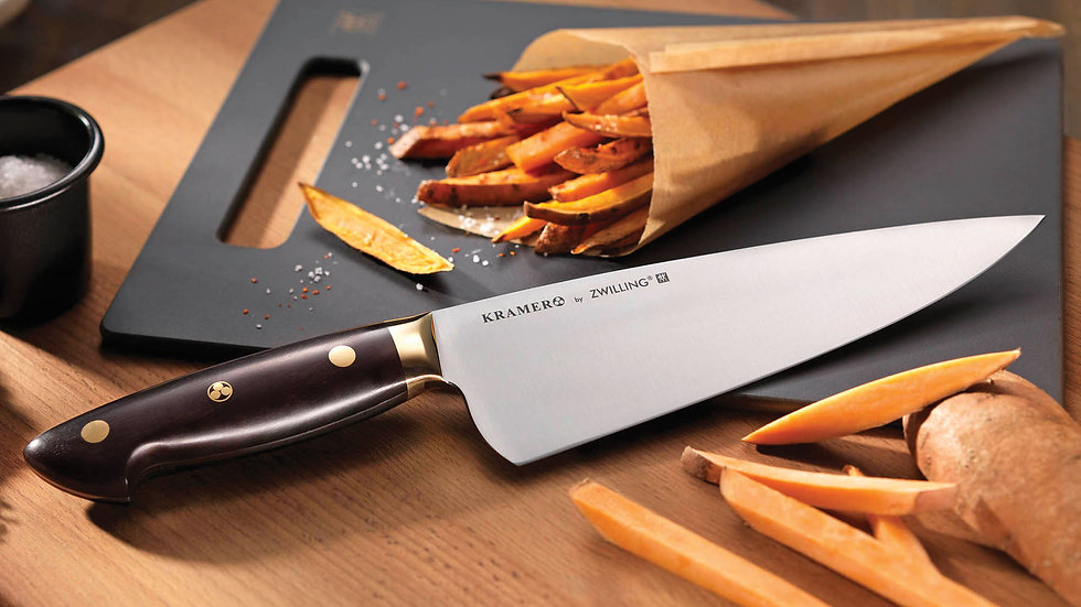 Kramer Chef Knife (8 inches) by Zwilling