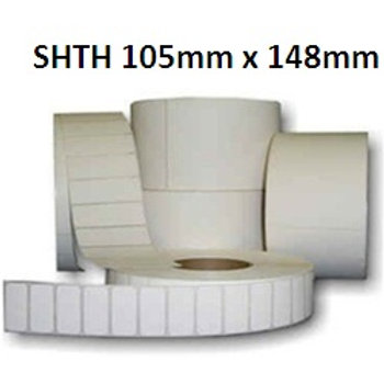 SHTH - Adhesive thermal barcode labels 105mm x 148mm (5.000pcs)