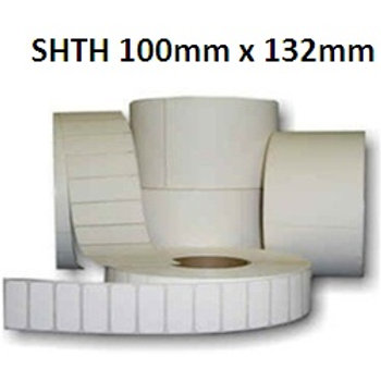 SHTH - Adhesive thermal barcode labels 100mm x 132mm (5.000pcs)
