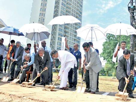 Havelock City breaks ground for $ 166 m commercial development