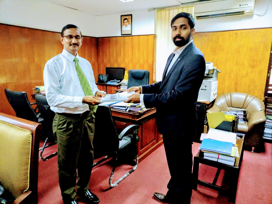 P1F submit official Letter of Intent to Ministry of Health for 'Biyagama Wellness Village'