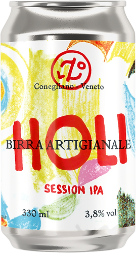 HOLI Session IPA - 4 lattine da 330 ml