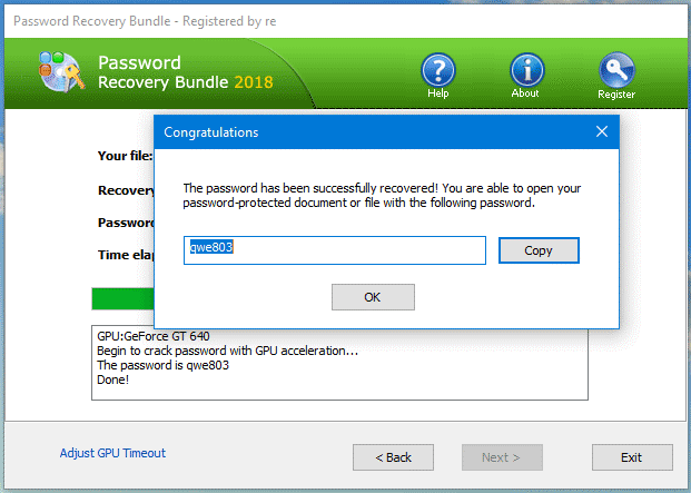 Steps to Run Password Recovery Bundle - How To KR - HowToKR