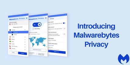 Malwarebytes releases Privacy, its very own WireGuard VPN service.