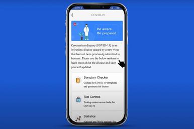 Reliance Jio Coronavirus Symptom Checker App Reveals Consumer Data