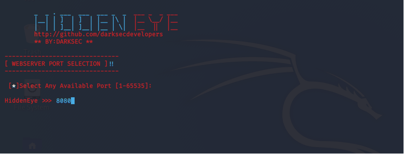 How to Install HIDDEN EYE - Phishing Tool for Kali Linux | How To KR  - howtokr