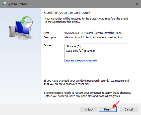 howtokr - How To KR - System Restore