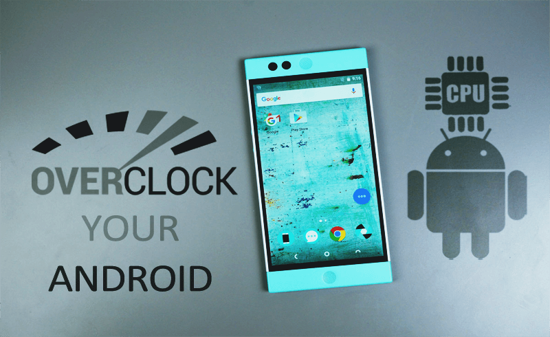 Overclock your device - How To KR - howtokr
