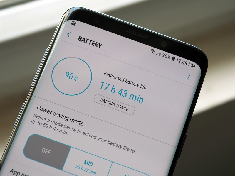 Device Battery should be 70 percent Plus  - How To KR - howtokr