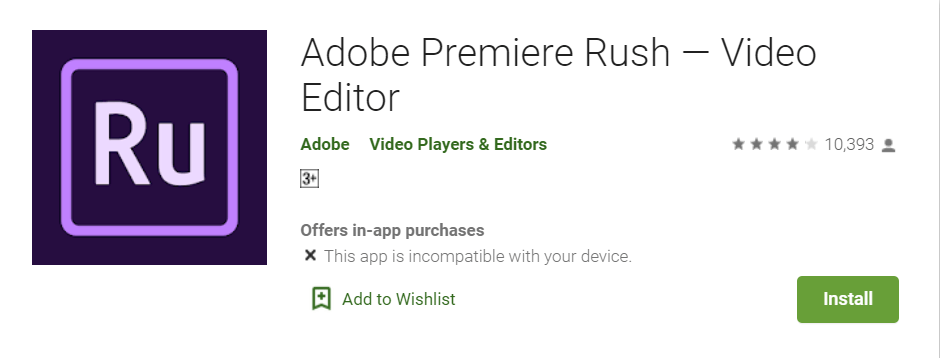 Adobe Premiere Rush Top 5 Video Editing Apps for Android in 2020 | How To KR - howtokr - howtokr.com
