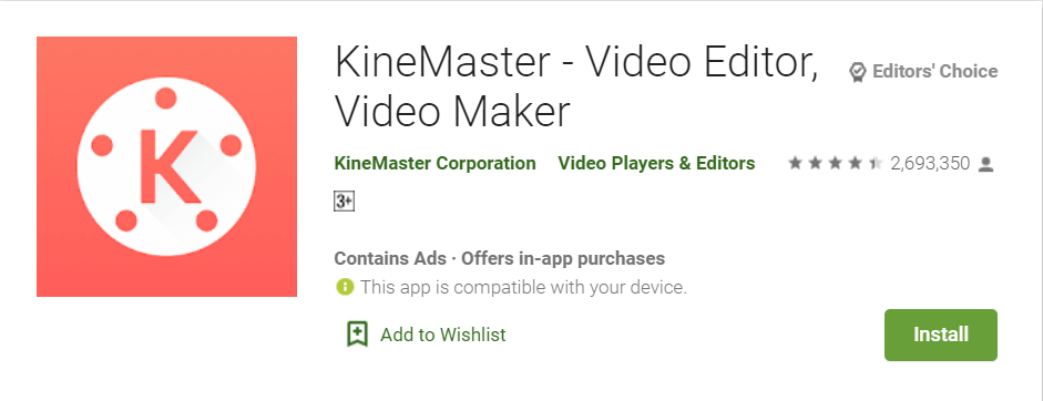 KineMaster Top 5 Video Editing Apps for Android in 2020 | How To KR - howtokr - howtokr.com