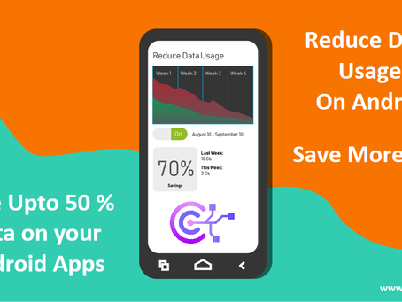 Reduce Data Usage on your Android - Save More Data - How To KR