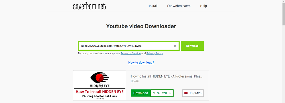 How To Download YouTube Videos & Playlist Directly To Your Device | How To KR - howtokr