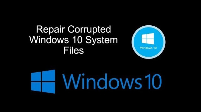 - Repair Windows 10 System Files - howtokr - How To KR