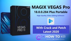 MAGIX VEGAS Pro 18.0 Plus Portable