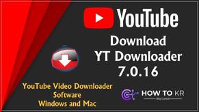 YouTube Video Downloader 7.0.16