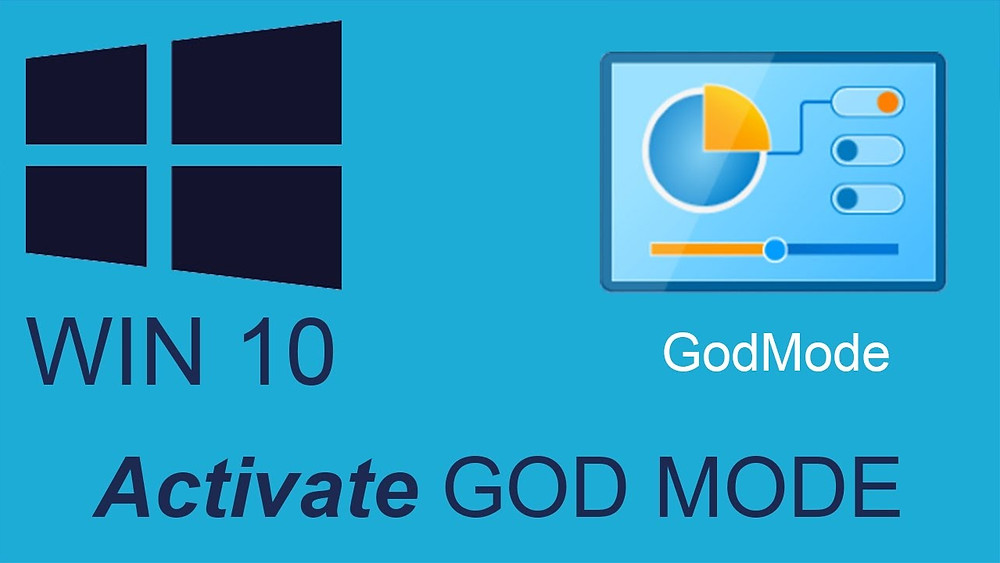 How to Activate or Enable God Mode in Windows 10 - howtokr - How To KR