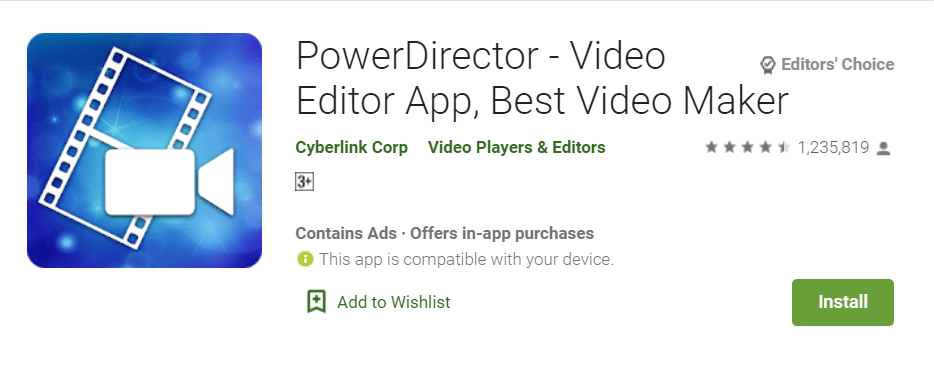PowerDirector Video Editing App Top 5 Video Editing Apps for Android in 2020 | How To KR - howtokr - howtokr.com