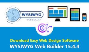 WYSIWYG Web Builder 15.4.4