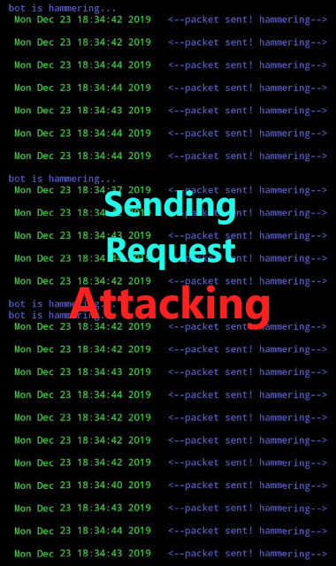 DDOS Attack From Android Using Termux - How To KR - howtokr