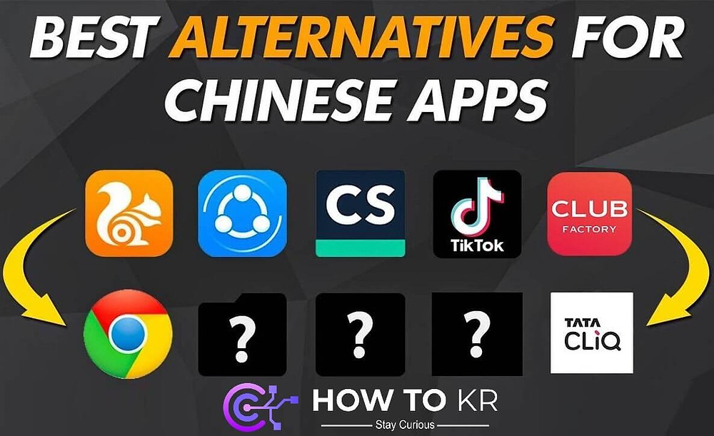 11 Best Chinese Apps Alternatives in 2020 - How To KR