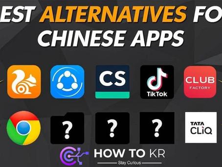 11 Best Chinese Apps Alternatives in 2020 (TikTok /UC Browser /SHEIN /ShareIt /TurboVPN) - How To KR