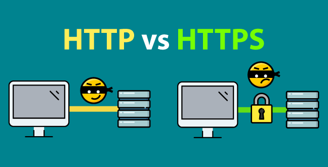 Intruder Attack in HTTP and HTTPS