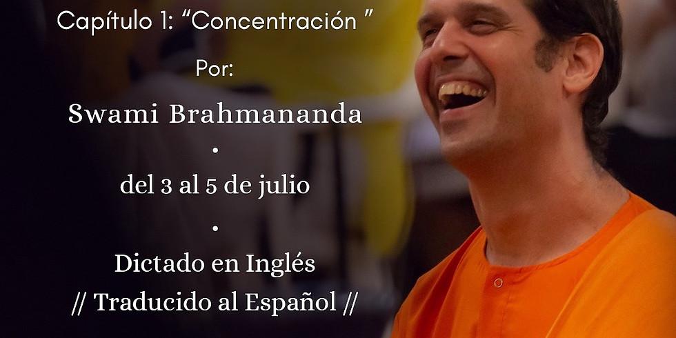 """Yoga Sutras de Patanjali Capitulo I:""""Concentración"""""""