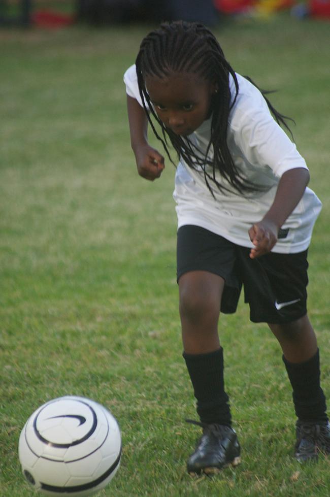 LISA,my best student- Nairobi