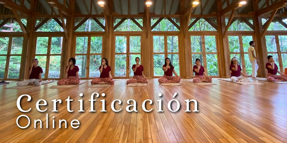 Certificación Online Yoga, Ayurveda y Ecología Védica