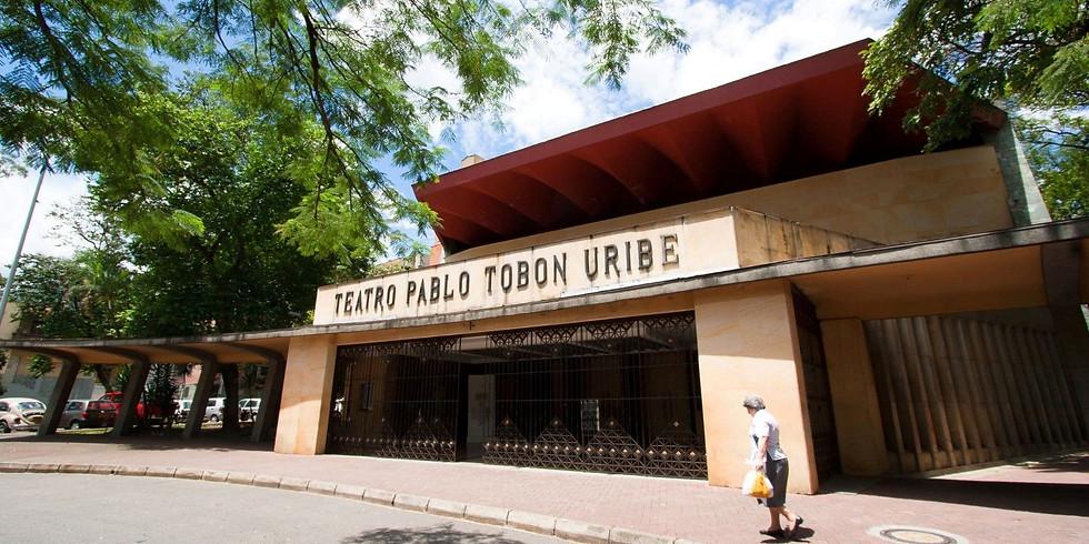 Nueva Clase, Teatro Pablo Tobón Uribe