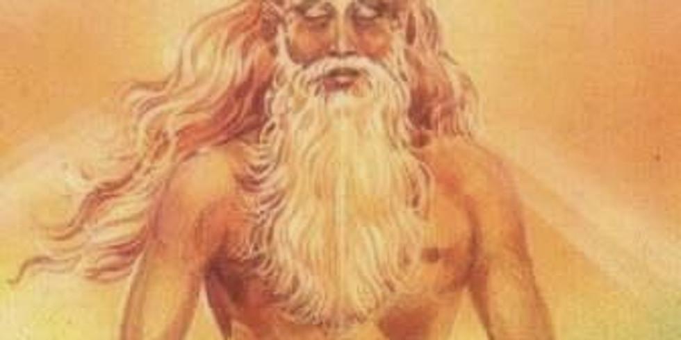 Curso Intensivo Raja Sutras de Patanjali