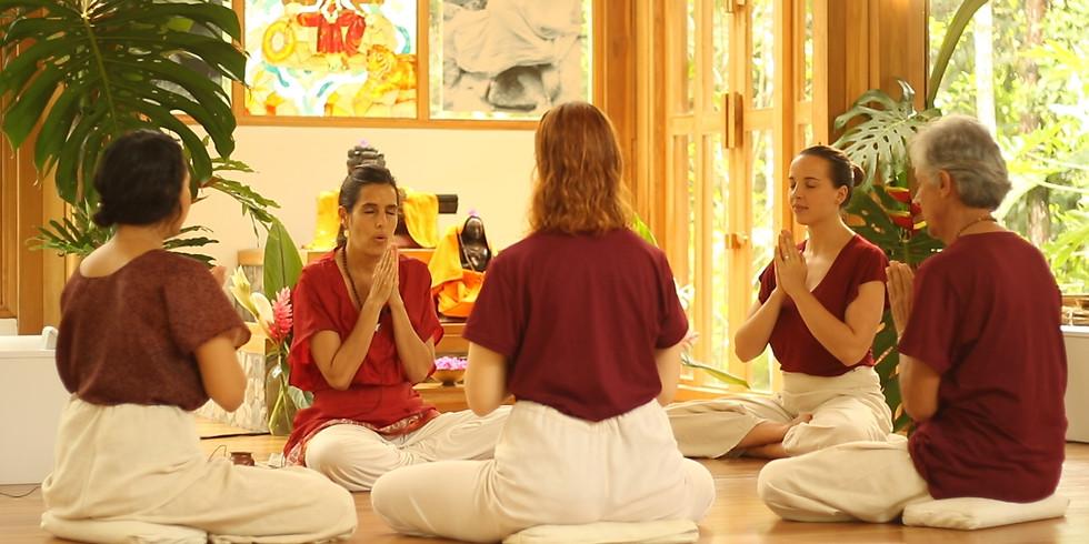 Profesorado Intensivo Yoga, Ayurveda y Ecología Védica