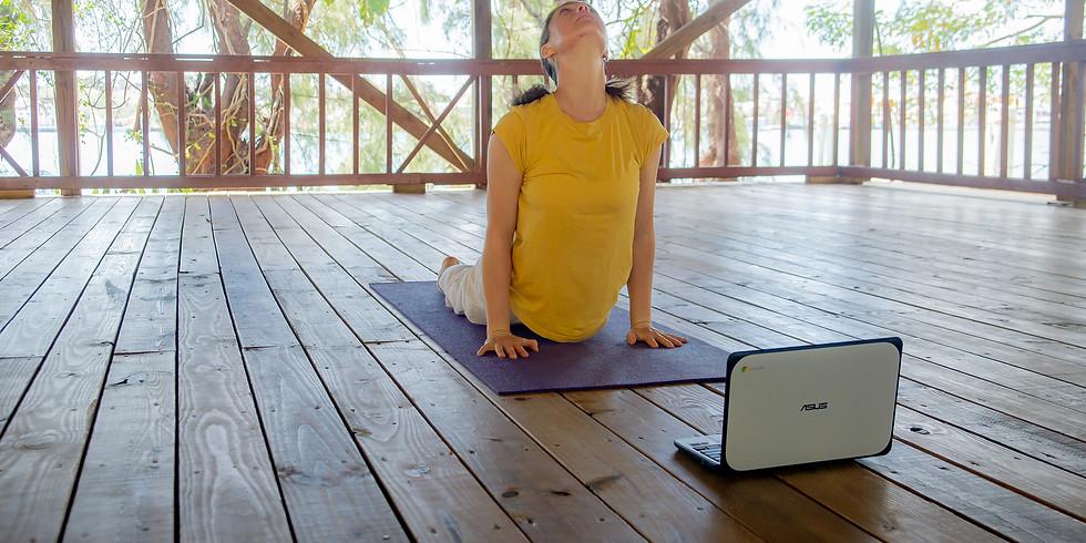 Clases de Hatha Yoga Online (30 días)