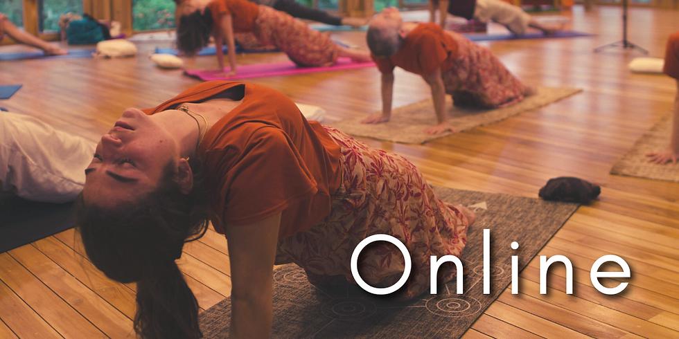 Certificación presencial y online de Yoga Avanzado y Sadhana Profunda