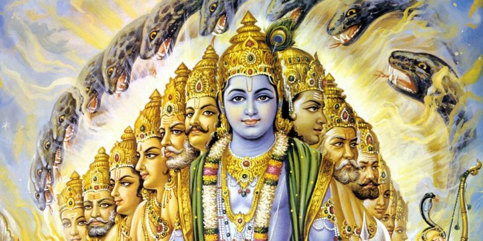"Curso Intensivo Bhagavad Gita ""La Biblia del Yoga"""