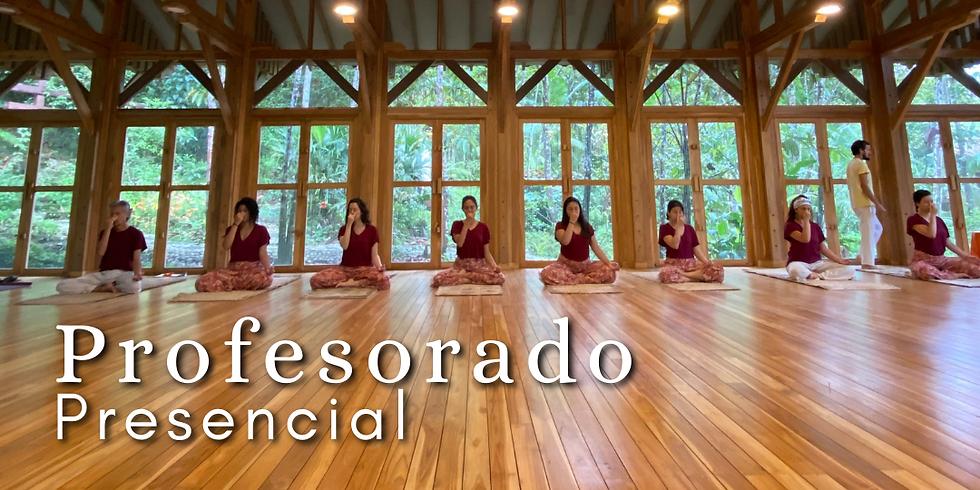 Profesorado Presencial Yoga, Ayurveda y Ecología Védica