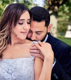 Dana and Mohamed Love Story