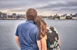 Sarah and Tristan Engagement