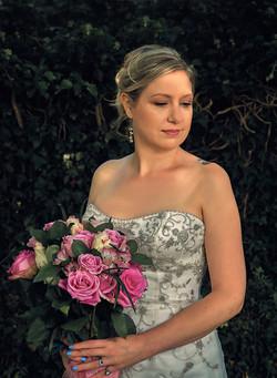 Amilia and David Wedding