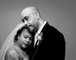 Chonda and Mike Wedding