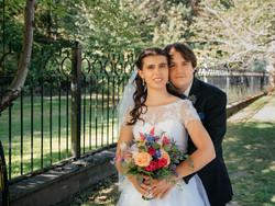 Sarah and Tristan Wedding